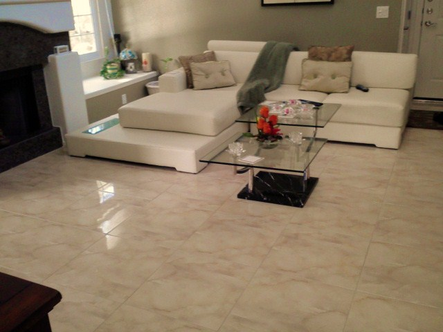 Saten Beige 20x20 Spanish Porcelain
