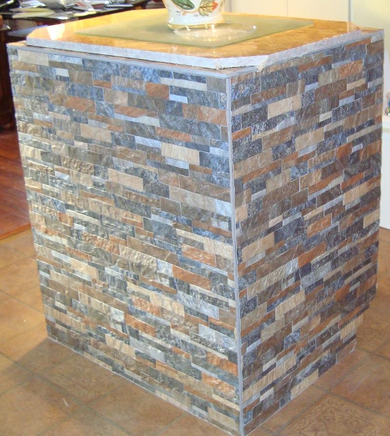 Lascas Ocre 12x12 Spanish Porcelain Faux Stone Look