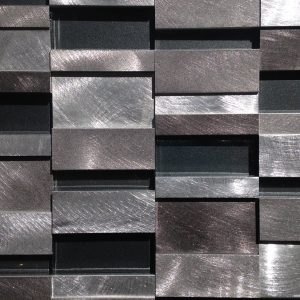 Mosaic Metallics 3D 7302
