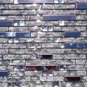 Mosaic Glass Mix 12x12 HM1331