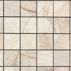Mosaic Porcelain 2x2 Duomo Crema
