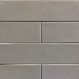 Mosaic Porcelain 3x12 Monocroma Gray
