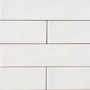 Mosaic Porcelain 3x12 Monocroma Light Gray