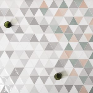 Triangular Quintessenza Ceramiche3Lati Tile