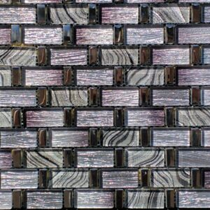 Reflections Brighton Mosaic Glass Tile