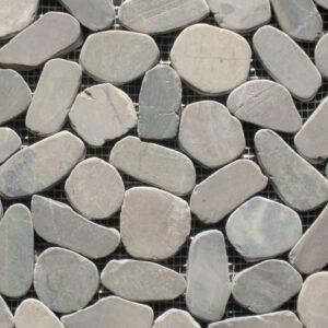 Pebble Moonlight Mosaic Natural Stone Tile