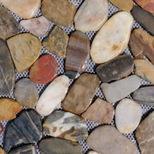 Forest Mosaic Porcelain Tile