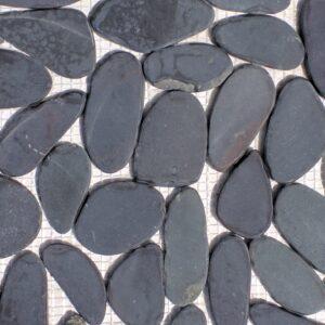 Poppy Seed Mosaic Porcelain Tile