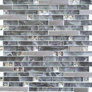 Season Winter Strips Tile