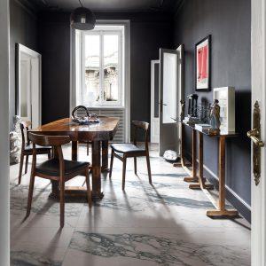Ragno Bistro Tile in a living room